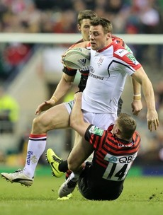 Bit by bit Bowe and Ulster in better place to beat Saracens