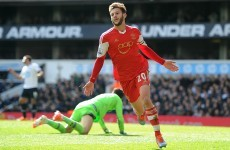 Diary of a Fantasy Gaffer: Sorry Adam Lallana, I got it very wrong