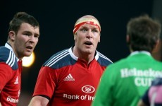 Adrian Flavin: Heineken Cup rugby to Munster is like a red rag to a bull
