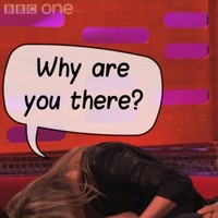 Cameron Diaz bizarrely spoke to her own crotch on Graham Norton