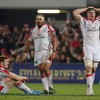 Incredible 14-man performance from Ulster comes up short against Saracens