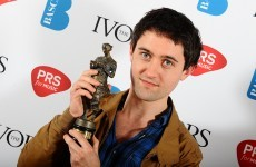 Villagers frontman Conor O'Brien scoops songwriting award