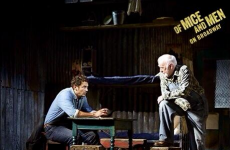 Bishop Brennan is doing a Broadway play with James Franco and Chris O'Dowd