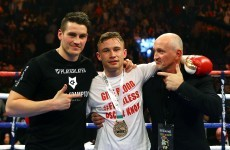 Ravenhill on the shortlist for Frampton title fight - but he's ready to take his shot in America