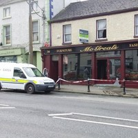 Well-known Edenderry store 'totally gutted' in overnight blaze