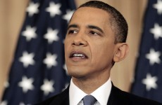 """Obama promises US action to """"encourage reform"""" in Arab world"""