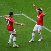 Mata at the double as United down Newcastle