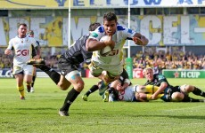 Clermont await the winner of Ulster and Saracens after taming Tigers
