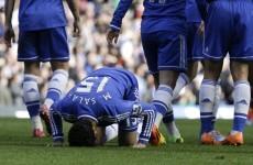 Salah marks full Chelsea debut with goal to break deadlock against Stoke