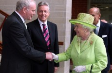 Hello ma'am: Martin McGuinness accepts invitation to dine with the Queen