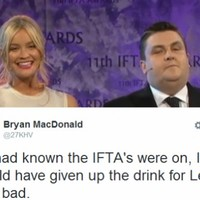 Twitter thought the IFTAs were a holy show