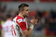 Bowe laments loss of 'best opportunity Ulster may ever have' to win Heineken Cup