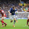 Seamus Coleman showed off his GAA-esque skills against Arsenal today