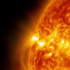 NASA releases amazing close-up video of a solar flare