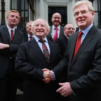 Room for one more? Tánaiste to join President's trip to London
