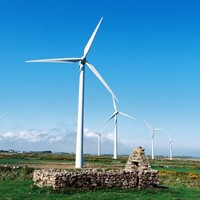 Wind blows electricity prices up in March