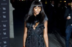 What's the story with Fassbender shifting Naomi Campbell? Find out in The Dredge
