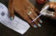 Voting has started in the world's biggest general election in India