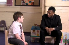 Daniel Sturridge surprises Liverpool school kids, performs 'wriggly arm' celebration with them