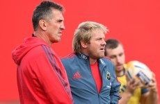 Munster backs coach Simon Mannix set for move to French club Pau
