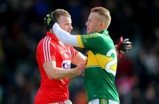 This is the exhibition of point-scoring Brian Hurley put on for Cork yesterday