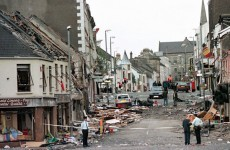 Man arrested in connection with Omagh bombing