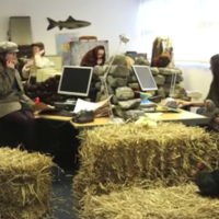 Republic of Telly's portrayal of RTÉ's Irish language department is absolutely perfect