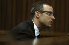 Oscar Pistorius wails in witness box as he recalls night of shooting