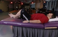 Experimental zapping treatment allows paralysed men to move their legs again