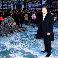 A Noah screening was cancelled due to a flood in a cinema