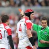 Ulster's Jared Payne set for hearing in Dublin after red card against Saracens