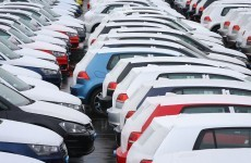 Here's how many cars have been sold so far this year...