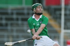 7 players from Munster winning team in Limerick minor side to face Tipperary