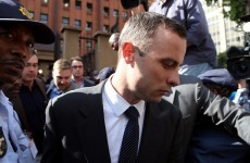 'I did not intend to kill Reeva'  - Oscar Pistorius on the night he shot his girlfriend