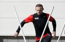 David Moyes determined Rooney will line out against Munich tonight