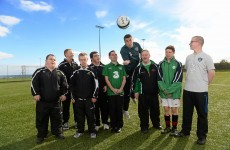 My brother Stevie got the skills, says Special Olympics ambassador Seamus Coleman