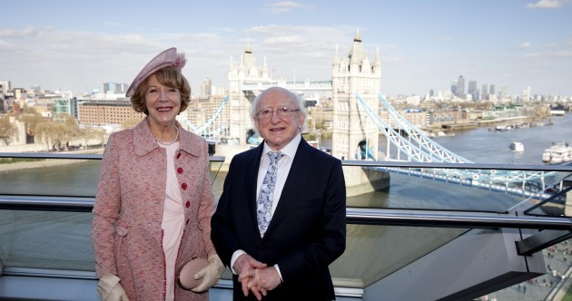 Here's everything that happened on day two of Michael D's State visit to the UK