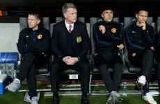 Moyes laments United's 'school-boy error' in Munich