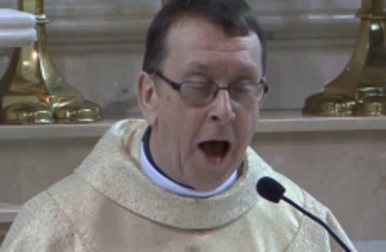 The Meath Priest Who Brought House Down At A Wedding By Singing Personal Version Of Hallelujah Has Gone Global