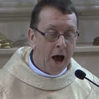 'Hallelujah' Irish priest goes worldwide with 2.4million views in two days