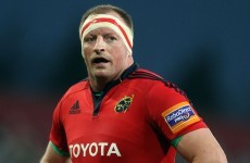 Munster to bring former lock Mick O'Driscoll into coaching set-up next season