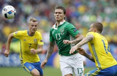 Ireland's Jeff Hendrick comes of age on the international stage