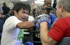 Pacquiao eager for decisive win in Bradley rematch