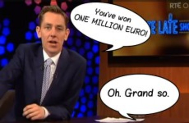 17 essential elements The Late Late Show wouldn't be the