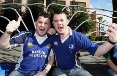 Leinster fans ready themselves for a very different kind of rapture