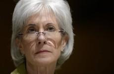 Obamacare Health Secretary steps down
