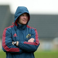 O'Mahony in buoyant mood after surgery, will help Munster's analysis team -- Penney