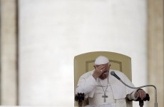 Pope Francis personally asks for forgiveness for child sex abuse by priests