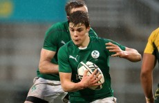 Ireland U19s announce talented squad to face France over two games