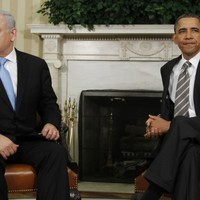 Little hope of Middle East resolution as Netanyahu rejects Obama's 'unrealistic' view of region